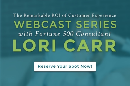 lori carr customer experience