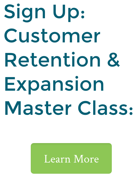 customer retention master class